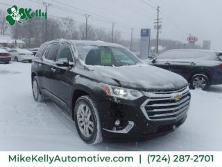 Used Chevrolet Traverse Butler Pa